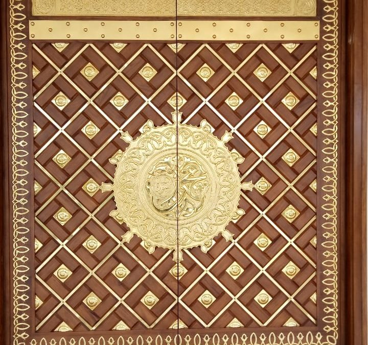 Pintu Masjid Nabawi Kuningan