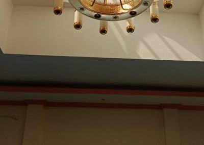 Lampu Nabawi Kuningan D 1.5m