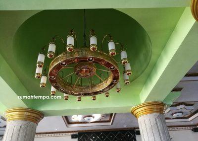 Lampu Nabawi Kuningan D 2m