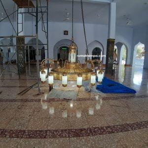 Lampu Masjid Nabawi Kuningan