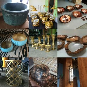 copper brass handicraft
