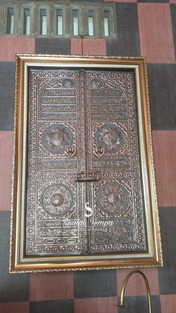 pintu ka'bah tembaga