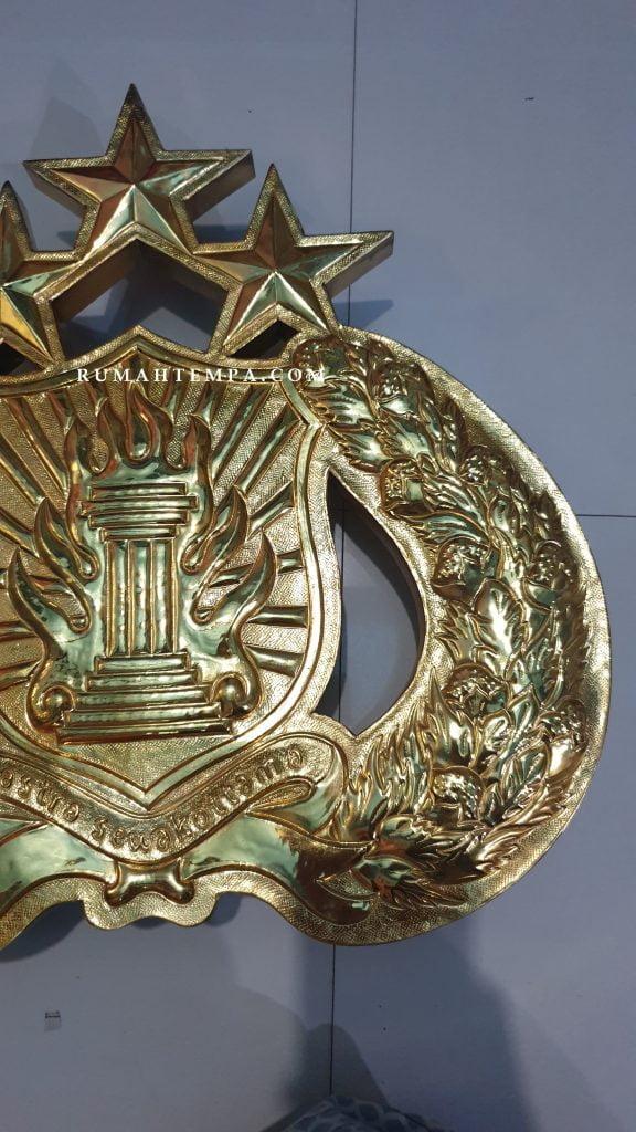 logo polisi kuningan