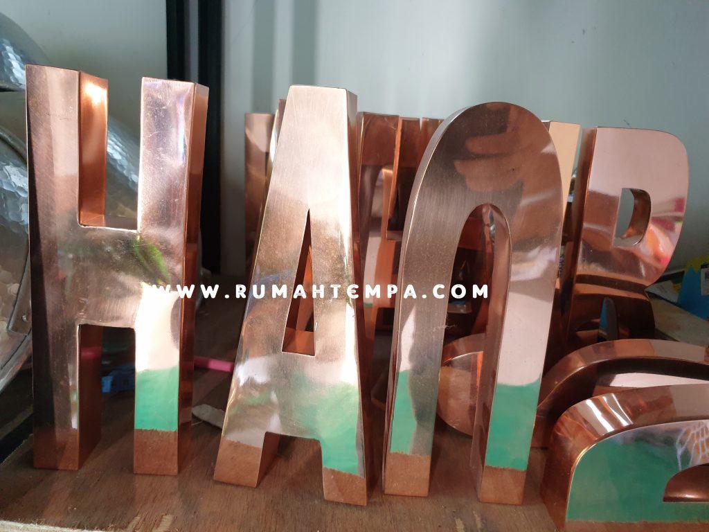 letter timbul tembaga