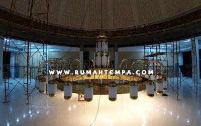Lampu Nabawi 6 meter
