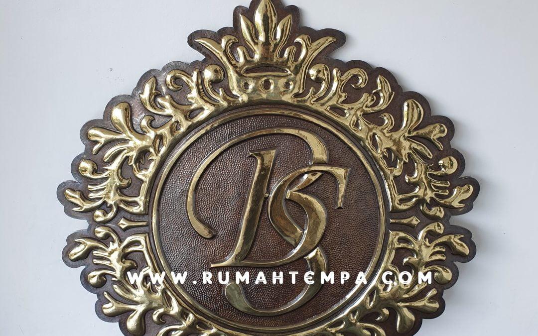 Kerajinan Logo Instansi Kuningan