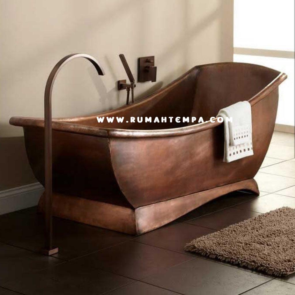 bathtub tembaga klasik