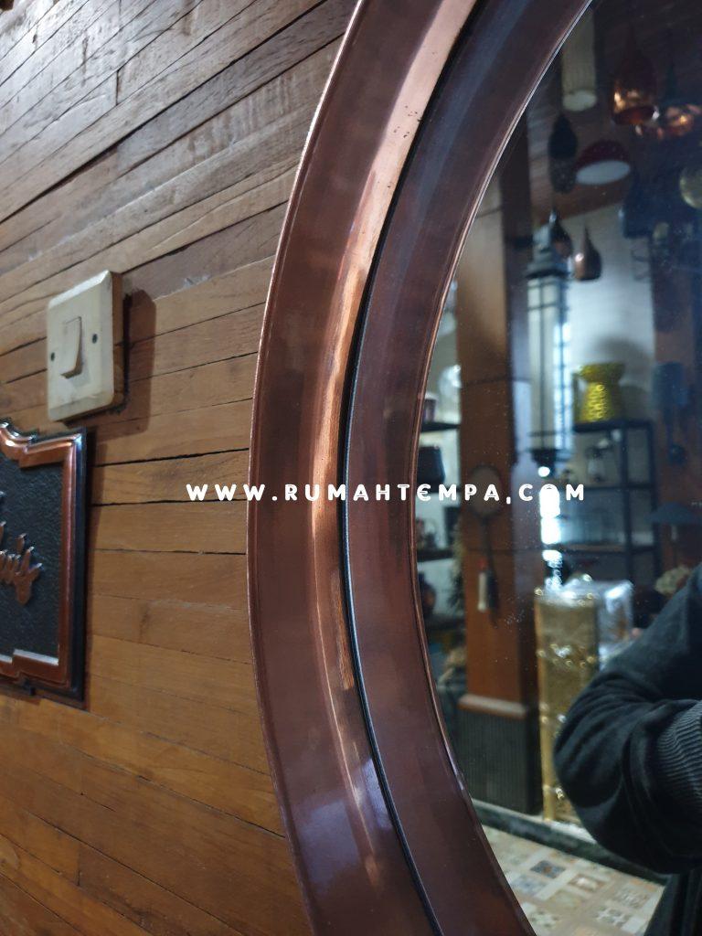 cermin tembaga custom