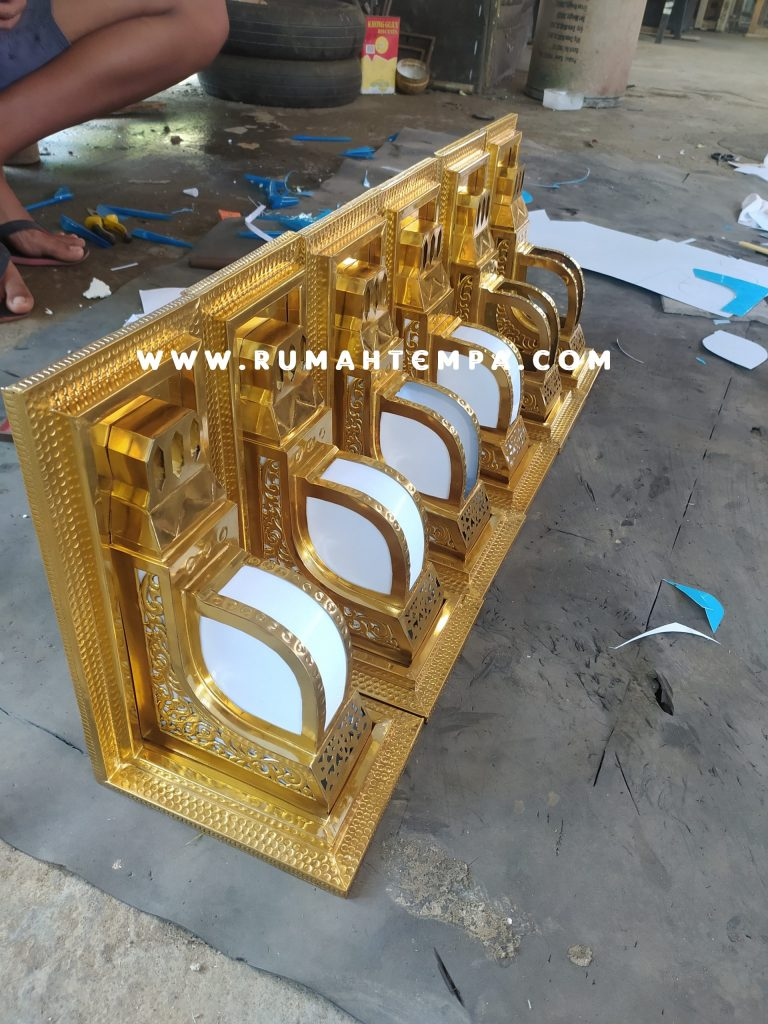 lampu dinding masjid kuningan