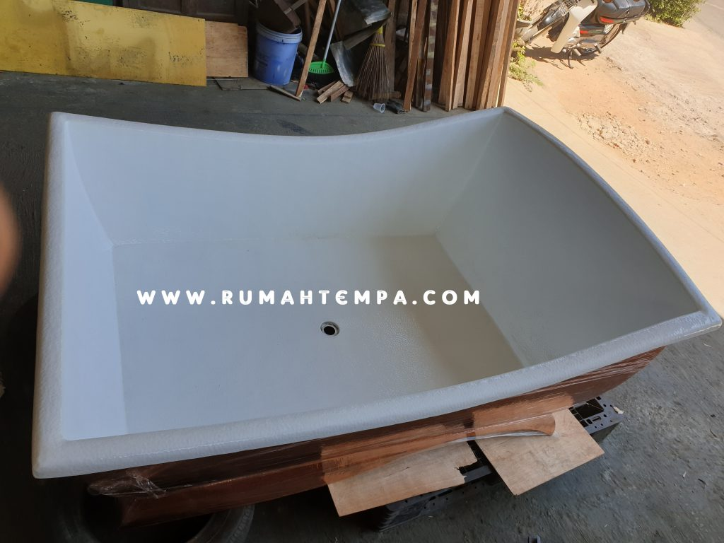 bathtub tembaga custom
